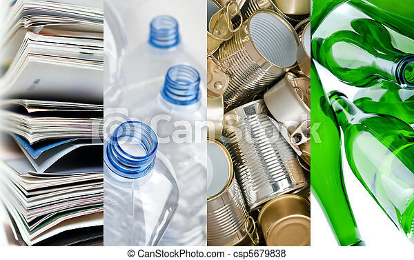 recyclable materials - csp5679838