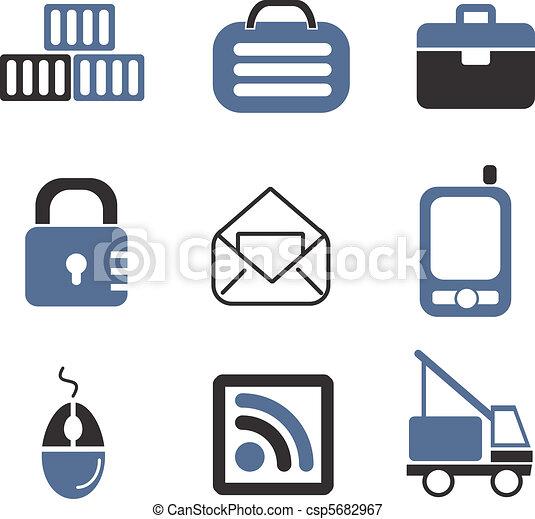 empresa / negocio, industrial, señales - csp5682967