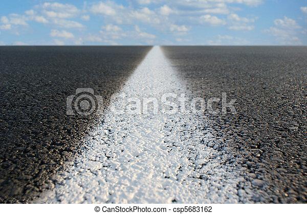 Endless Road - csp5683162