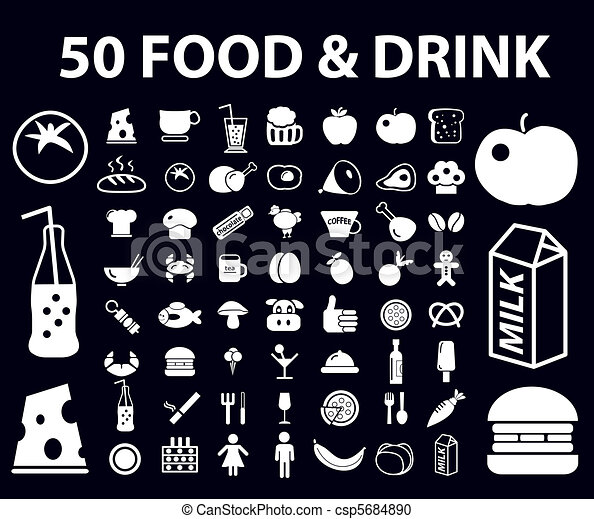 50 food  - csp5684890