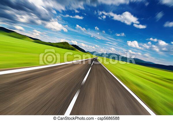Road - csp5686588