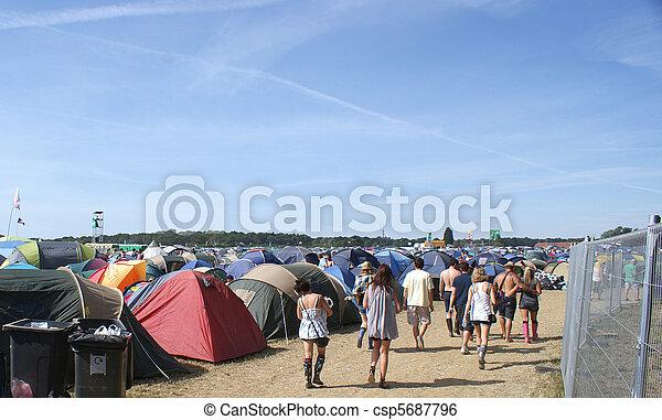 Music Festival - csp5687796