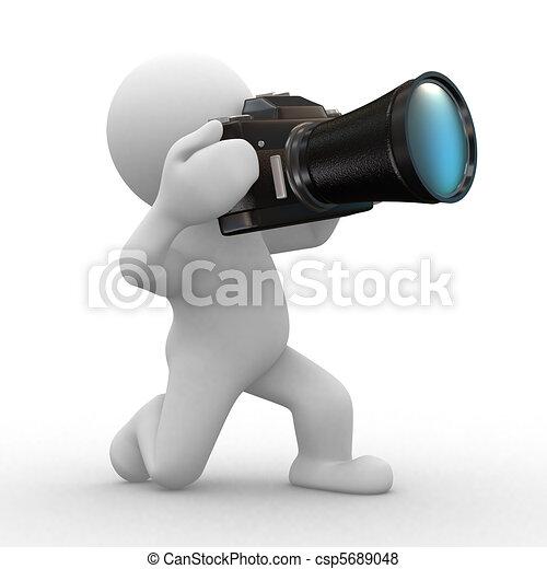 Big camera - csp5689048