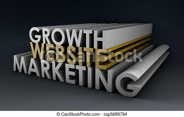 Website Marketing - csp5689794
