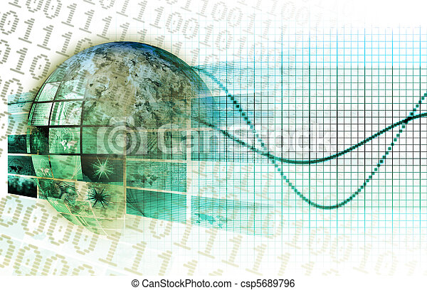 piattaforma, tecnologia - csp5689796