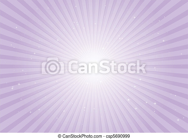 Purple radial background rays - csp5690999