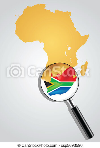 South Africa - csp5693590