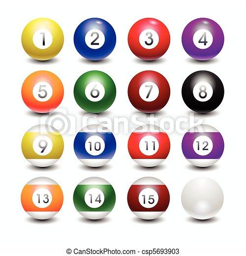 Vecteurs de lustr piscine balles csp5693903 Prix piscine 3x5