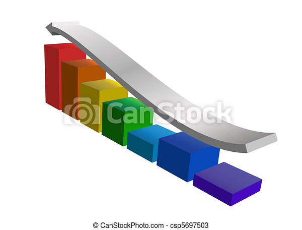 Business Graph - csp5697503