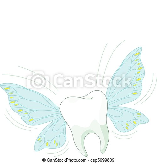 Toothy Fly - csp5699809