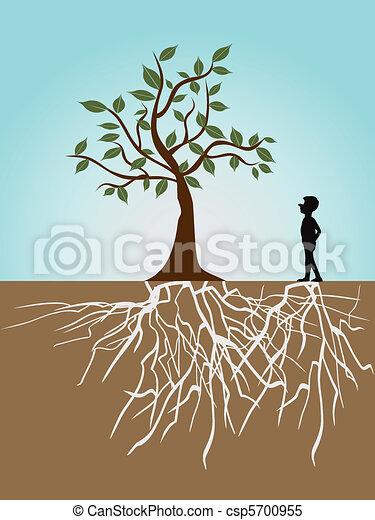tree life - csp5700955