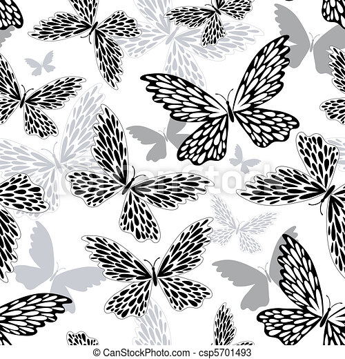 Repeating white-black pattern - csp5701493