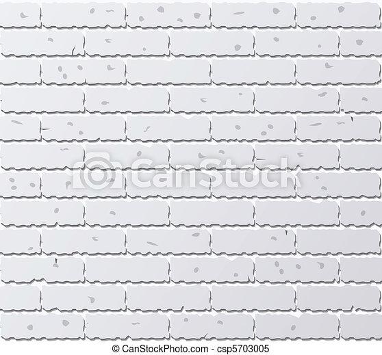 gray brick wall - csp5703005