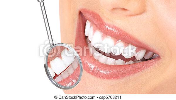 牙齒 - csp5703211