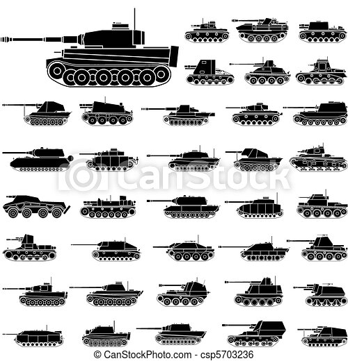 Tanks - csp5703236