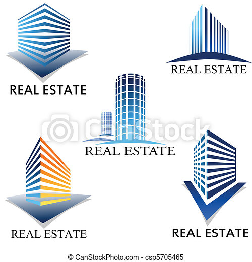 Real estate symbol - csp5705465
