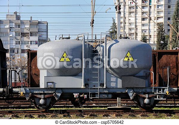 Danger cargo - csp5705642