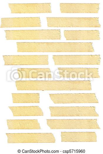 masking tape textures - csp5715960