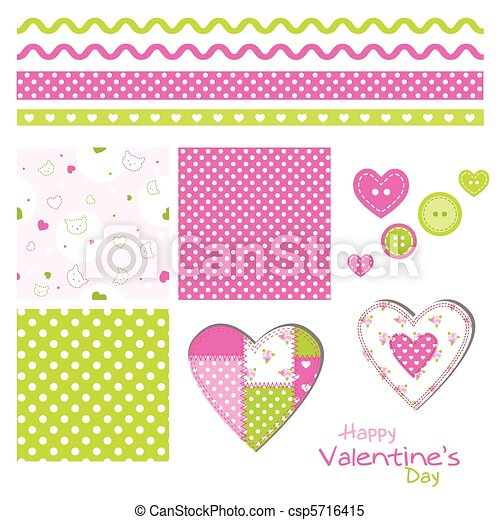 Scrapbook elements - csp5716415