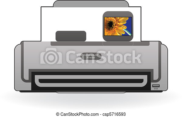 InkJet Printer - csp5716593