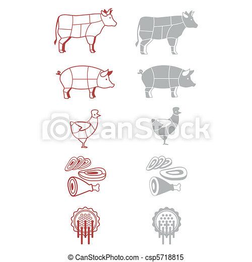 meat - csp5718815