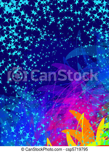 abstract background, vector - csp5719795