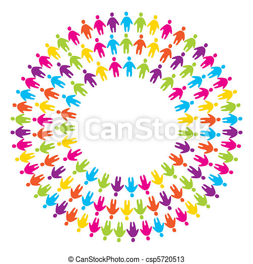 sign-unity-people - csp5720513