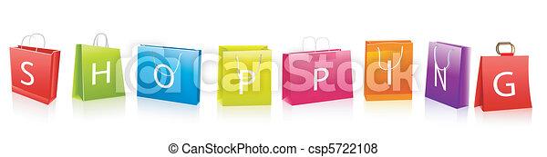 Sale shopping bags - csp5722108