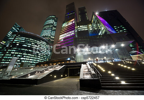 MOSCOW, The Moscow international business