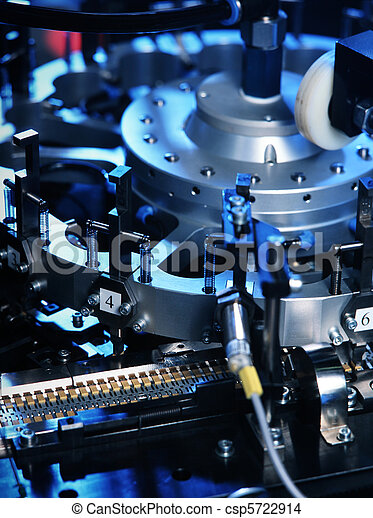 electronic part production - csp5722914