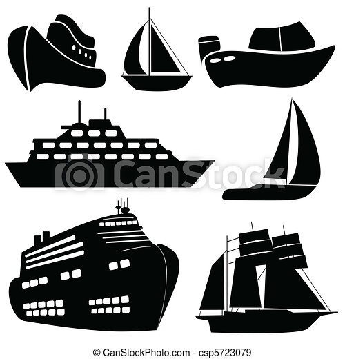 Ships and boats - csp5723079