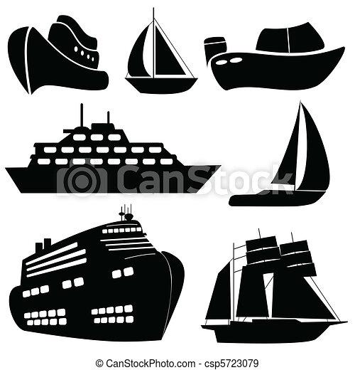 Ships and boats - csp5723079