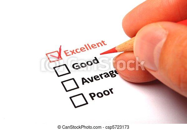 customer satisfaction - csp5723173