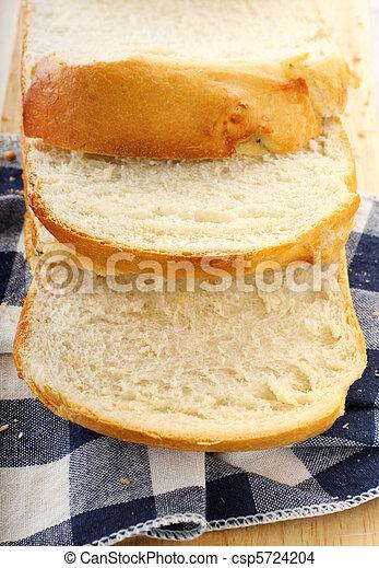 Fresh Crusty Bread - csp5724204