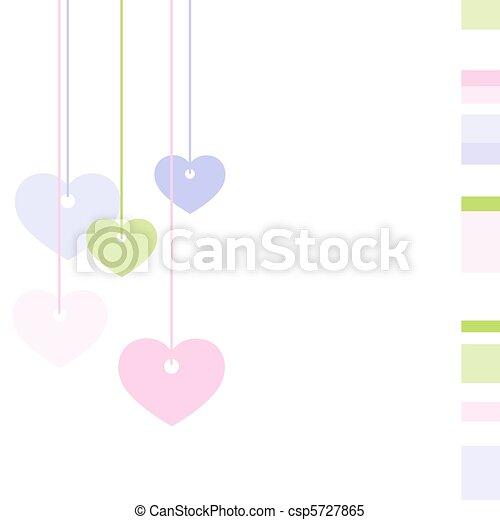 Greeting card - csp5727865