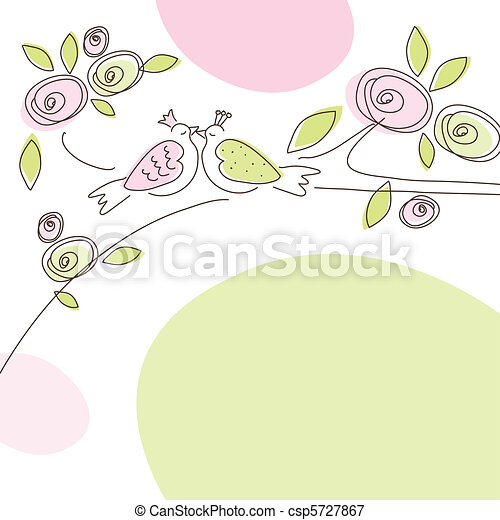Greeting card - csp5727867