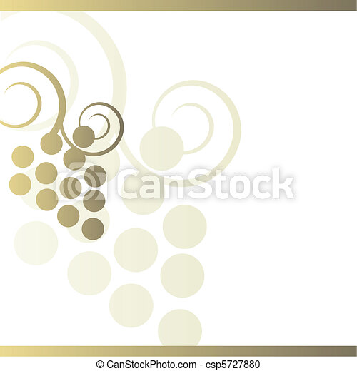 Wine card - csp5727880