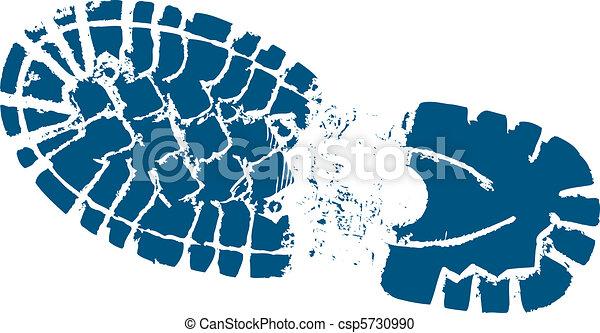 Hiking Boot Track - csp5730990