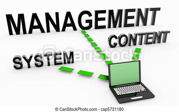 Content Management System - csp5731180