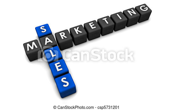 Sales and Marketing - csp5731201