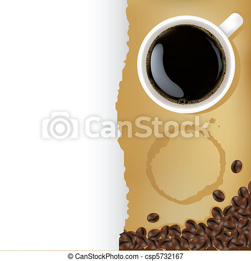 Cup Of Coffee - csp5732167