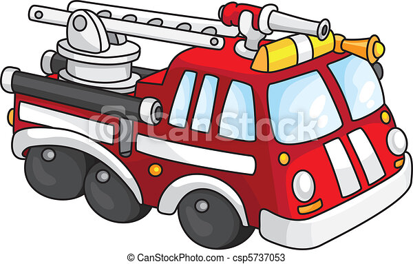fire engine - csp5737053