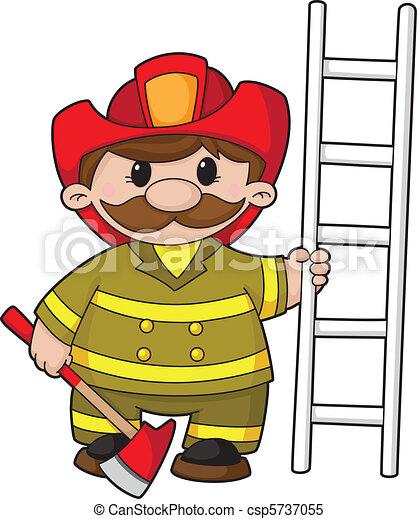 firefighter - csp5737055
