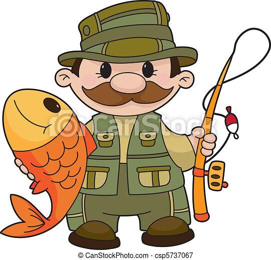 fisherman - csp5737067