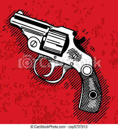 Gun - csp5737613
