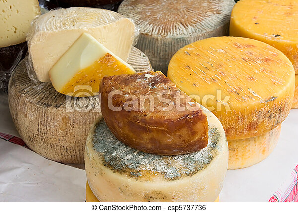 italian cheese - csp5737736