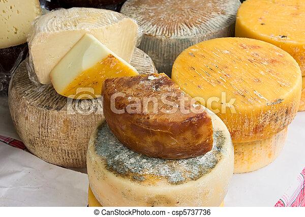 italian cheese - csp5737736