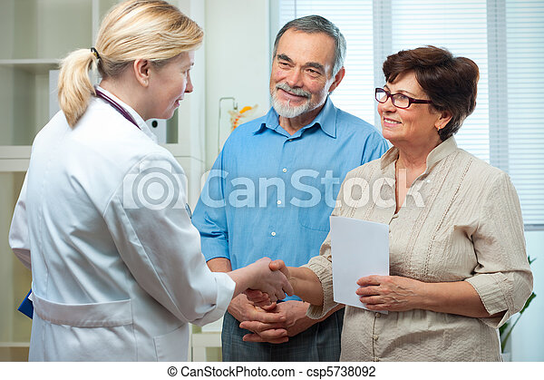 médico, Exame - csp5738092
