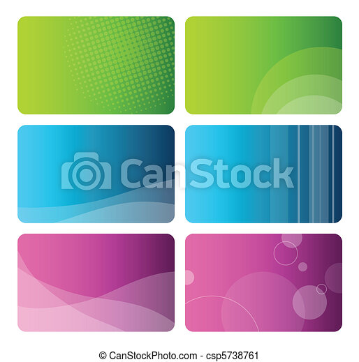 Business cards - csp5738761