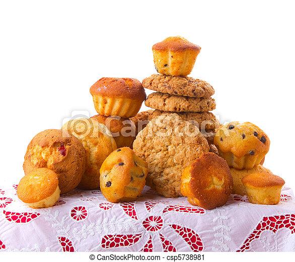 baked goods - csp5738981